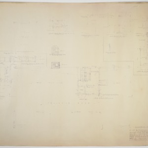Electrical Wiring Plans - Roof and Penthouse