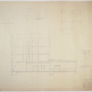 Electrical Wiring Plans - Transverse Section