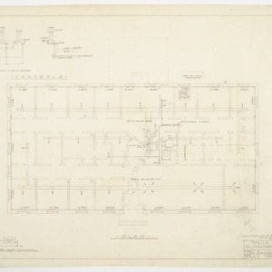 Air conditioning and heating plan