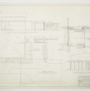 Car Port Plan and Elevations