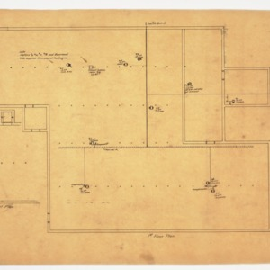 1st Floor Power Wiring Plan