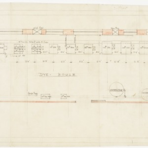 Revised Plan of Dye House